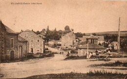 Villance  Centre Coté Nord Attelage  Circulé En 1932 - Libin