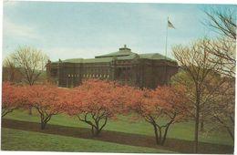 XW 3185 Pittsburgh - Carnegie Institute And Library - Bibliotheque Biblioteca / Non Viaggiata - Pittsburgh