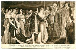Peintre Georges ROUGET - Mariage De Napoléon Et Marie-Louise (partie) - Musée De Versailles - Histoire