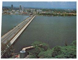 (D 6) Singapour Causeway Link To Malaysia - Singapore