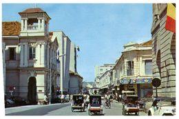 (D 6) Malaysia - Older - Penang Beach Street - Malesia