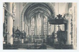 Eeckeren Ekeren - Kerk Binnenzicht / Eglise Vue Interieure - Antwerpen
