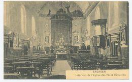 Enghien: Interieur De L'eglise Des Pères Capucins - Enghien - Edingen