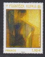 2018-N°5206** F.KUPKA - Francia