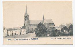 Gheel Geel - Sint-Amandus En Marktzicht - Geel