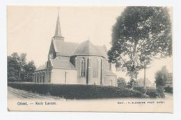Gheel Geel - Kerk Larum - Geel