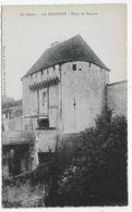 CAEN - N° 54 - LE CHATEAU - PORTE DE SECOURS - CPA NON VOYAGEE - Caen