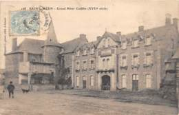 ILLE ET VILAINE  35  SAINT MEEN - GRAND HOTEL GUIBLIN ( XVII° SIECLE ) - Other Municipalities