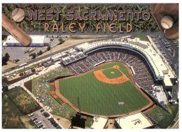 (D 10) USA - Sacramento Stadium - Estadios