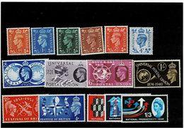 GRAN BRETAGNA ,4 Serie Complete Nuove MNH ,qualita Splendida - 1902-1951 (Re)
