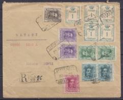 Espagne - L. Recommandée D'un Militaire Affr. 150cts Càd [CERTIFICADO /20 JUL 1929/ JEREZ DE LA FRONTERA] (Cadiz) Pour M - Belgian Congo
