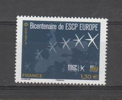FRANCE / 2019 / Y&T N° 5349 ** : Ecole ESCP EUROPE X 1 - Nuevos