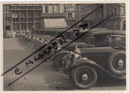 < Automobile Auto Voiture >> Superbe Photo Originale 12x17, 12 MINERVA Grote Markt Antwerpen, Café In Den Vos +/- 1928? - Auto's