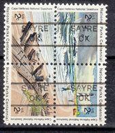 USA Precancel Vorausentwertung Preo, Locals Oklahoma, Sayre 852, Hatteras Block - United States