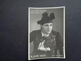 Artiste ( 941 )   Artiest  :  G. Lauri Volpi - Entertainers