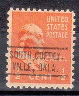 USA Precancel Vorausentwertung Preo, Locals Oklahoma, South Coffeyville 736 - United States