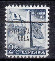 USA Precancel Vorausentwertung Preo, Locals Oklahoma, Stillwater 704 - United States