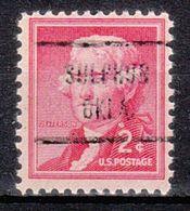 USA Precancel Vorausentwertung Preo, Locals Oklahoma, Sulphur 721 - United States