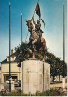 Petit Lot De 6 Cartes Postales Sur JEANNE D'ARC - History