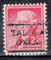 USA Precancel Vorausentwertung Preo, Locals Oklahoma, Taloga 716 - United States