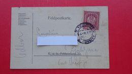 Feldpostkarte Ljubljana/Laibach.Podpisi,risbica - Slovenia