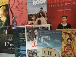 100 Plaquettes De Présentation Films- 8 Cartes Postales & 1 Signet : Hanabi/In My Room/Un Jeune Poète/L'atelier/Islam Po - Merchandising