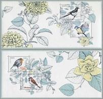 France 2018 - Yv N° SP 143 ** - Les Oiseaux De Nos Jardins (sous Blister) - Souvenir Blocks & Sheetlets