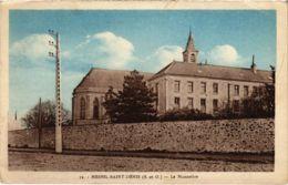 CPA MESNIL-St-DENIS - Le Monastere (102361) - Le Mesnil Saint Denis
