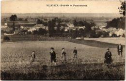 CPA PLAISIR - Panorama (102399) - Plaisir