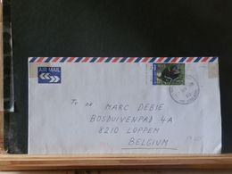 89/025 LETTRE  AUSTRALIE    VENTE RAPIDE A 1 EURO DEPART - 2000-09 Elizabeth II