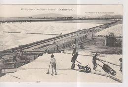 CPA-83-Var- HYERES- Les Vieux-Salins- La Gamelle- - Hyeres