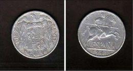 *  10C  Espana 1945    Thimonier 064  * - 10 Céntimos