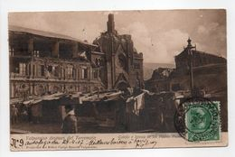 - CPA VALPARAISO (Chili) - Valparaiso Despues Del Terremoto 1907 - Editor Carlos Brandt N° 1 - - Chili