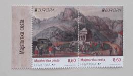 Kroatie-Croatia 2020 Cept PF - Europa-CEPT