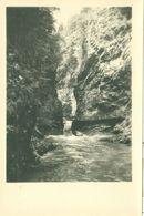 Vintgar; Waterfall - Not Circulated. - Slovenia