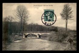 55 -  ENVIRONS DE BAR-LE-DUC - PECHE A LA LIGNE DANS L'ORNAIN - EDITEUR MAGASINS REUNIS - Bar Le Duc