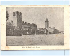Saluti Da CASTELFRANCO VENETO - Italia