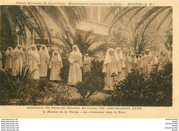 Benin DAHOMEY. Pères Missions Africaines. Récréation Dans Le Parc - Benin