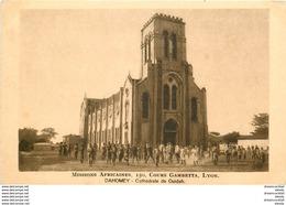 Benin DAHOMEY. Cathédrale à Ouidah - Benin