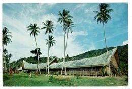 Ref 1386 - Postcard - Merlin Samudra Hotel - Pulau Tioman - Pahang Malaysia - Malesia