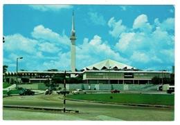 Ref 1386 - Postcard - Masjid Negara - Kuala Lumpur Malaysia - Malesia