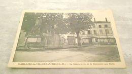 17ST HPLAIRE DE VILLEFRANCHEN° DE CASIER 1499 TCIRCULE - Other Municipalities