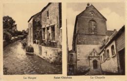 CPA - St Ghislain - La Haigne - La Chapelle - Saint-Ghislain