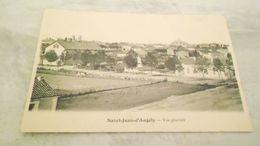 17ST JEAN D ANGELYN° DE CASIER 1503 TCIRCULE - Saint-Jean-d'Angely