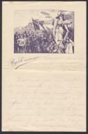 Lettre Publicité Byrrh Vin Tonique - Publicités