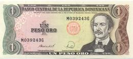 Dominica : 1 Peso Oro 1988 UNC - Dominicana
