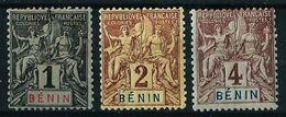Benin (Francés) Nº 33/... Cat.12€ - Bénin (1892-1894)