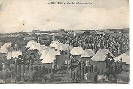 CPA MAROC KENITRA MARCHE HEBDOMADAIRE - Autres