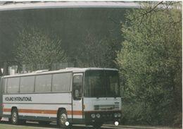Brochure-leaflet DAF BUS Eindhoven MBG 205 DKTL 575 CL Coach-tourbus-car De Tourisme-reisebus Evoluon - Trucks