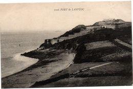 Fort De Lanvéoc 1916 - édit. Le Bourdonnec 1006 - France